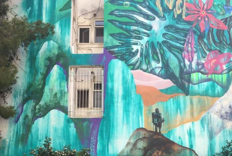 Ζωγραφίζοντας Σχολικά Κτίρια- Ομορφαίνουμε τις Γειτονιές