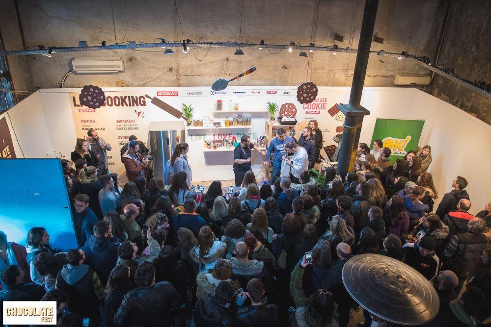 Τα ΟΚ! Anytime Markets χορηγός στο Chocolate Festival 2019