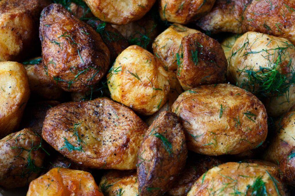 psites patates