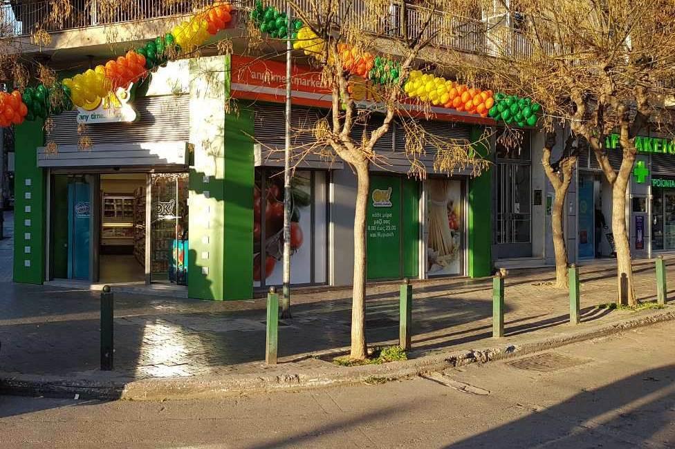 Τα ΟΚ! Anytime Markets με νέα καταστήματα στο Μαρούσι και στην Κυψέλη