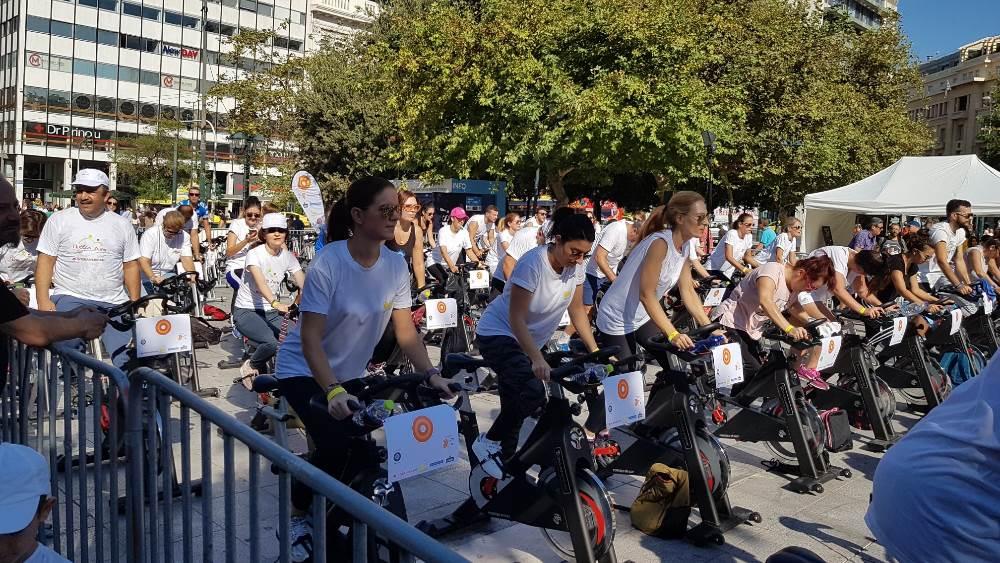 Η ΟΚ! Anytime Markets δίπλα στις ευπαθείς ομάδες, στηρίζοντας τη φιλανθρωπική δράση «Στόχος Ποδηλατώντας»