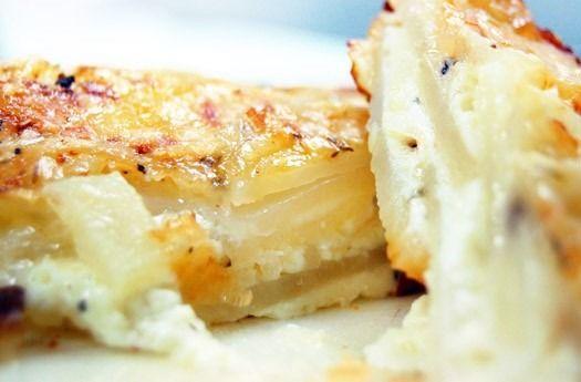 Patates Ograten