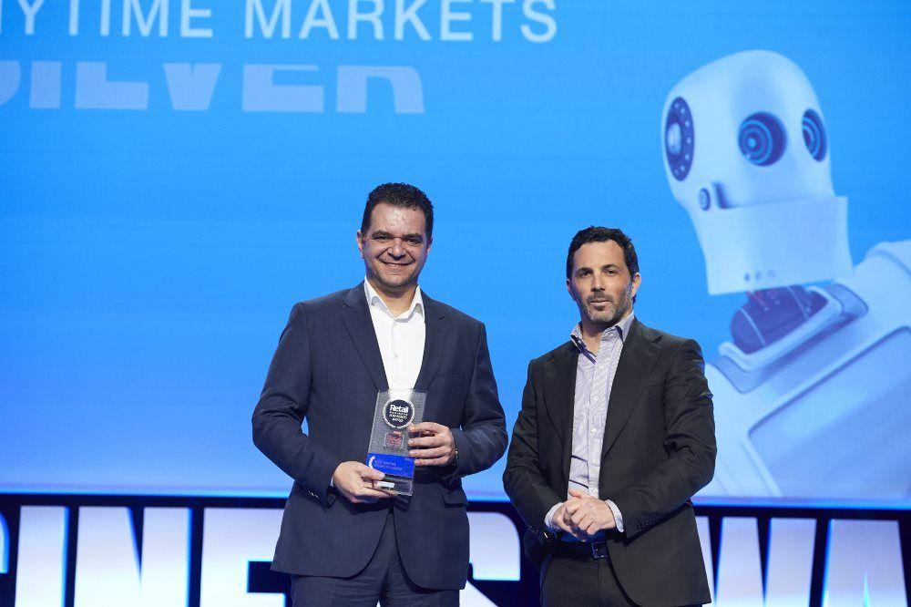 Τα ΟΚ! Anytime Markets βραβεύτηκαν ως ο Retail Franchisor Of The Year 2019