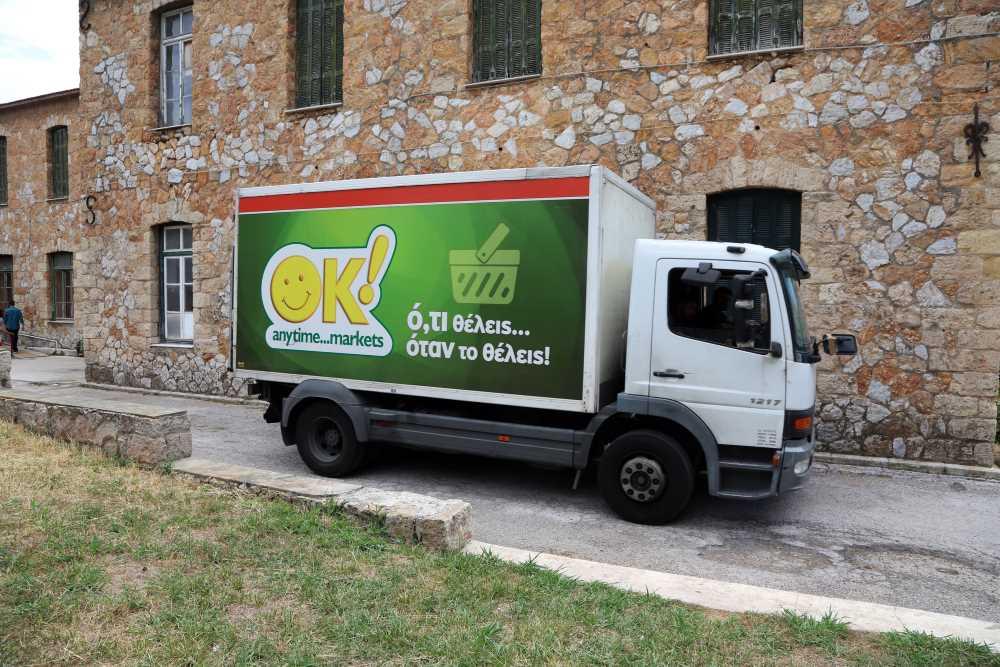 Τα ΟΚ! Anytime Markets παρέδωσαν ηλεκτρικές συσκευές και είδη πρώτης ανάγκης στο Γηροκομείο Αθηνών