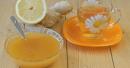 Honey, Ginger And Chamomile