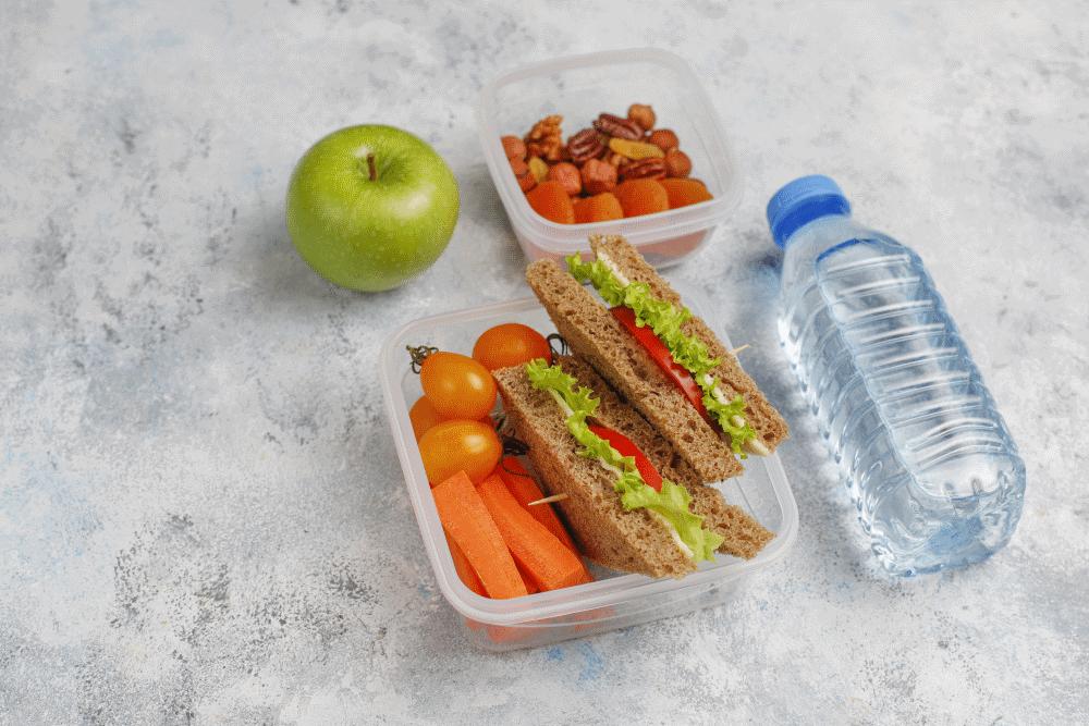 School sandwich