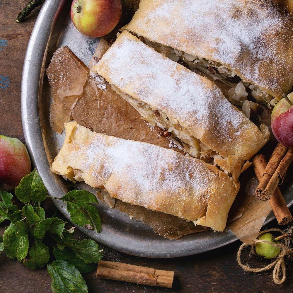 Apple rolls