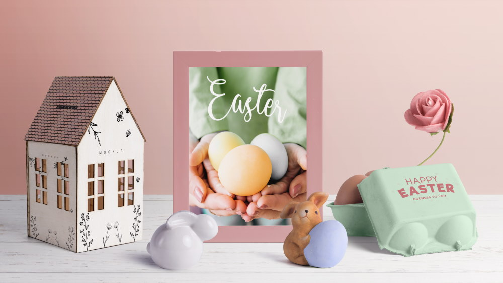 Easter at home 2020