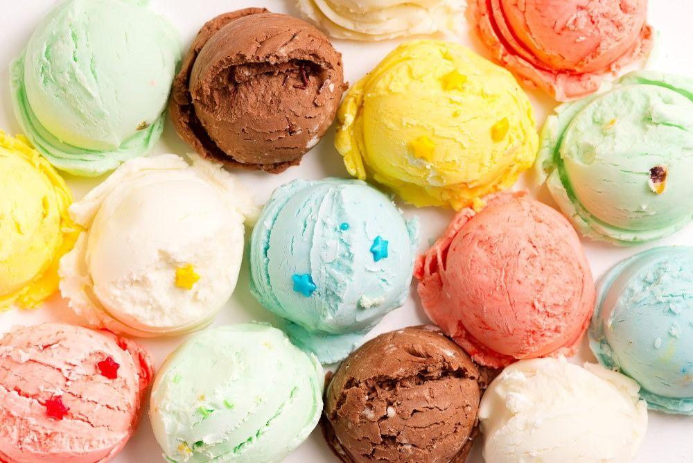 Παγωτό. Η ιστορία, τα είδη και η διατροφική του αξία.