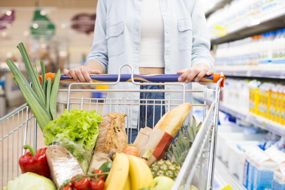 Super market cart