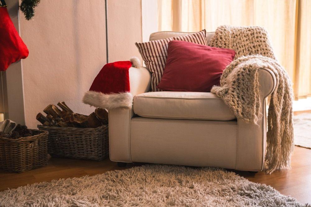 Armchair carpett