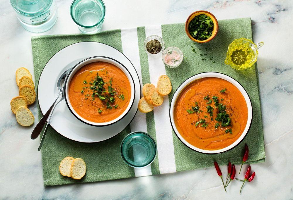 Lentiles soup